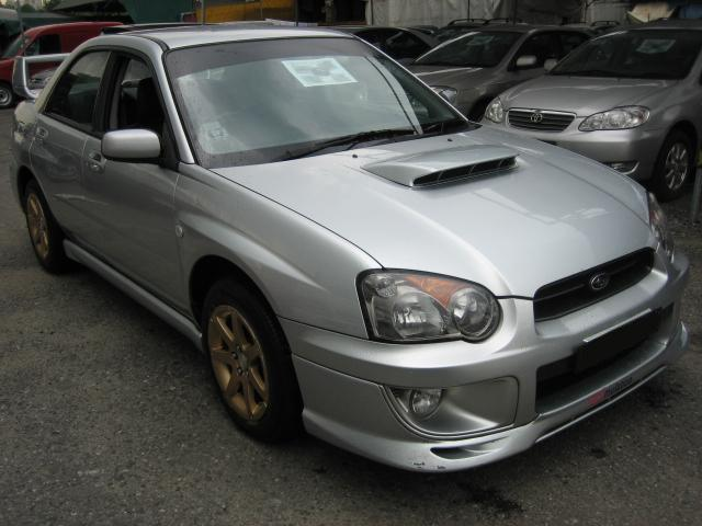 Subaru TS Manual