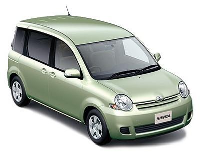 Toyota Sienta MPV